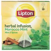 Lipton Infusion-herbal - morocco