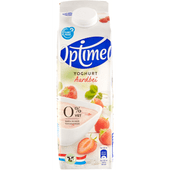 Optimel Yoghurt aardbei 0% vet