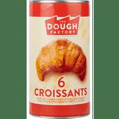 The Dough Factory Croissants 6 stuks