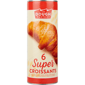 The Dough Factory Super croissants 6 stuks
