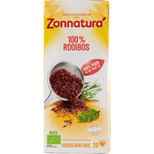 Zonnatura Biologische rooibosthee 100% rooibos