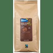 Bio+ Koffiebonen krachtig
