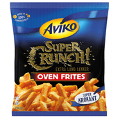 Aviko Supercrunch oven frites