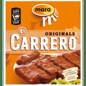 Mora Carrero 4 stuks