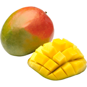 Eetrijpe mango's