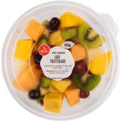 1 de Beste luxe fruitsalade of gesneden ananas