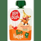 Bonbébé Biohapje 6+ maanden appel-wortel-banaan