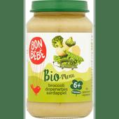 Bonbébé Biomenu 6+ maanden broccoli-aardappel