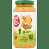 Bonbébé Biomenu 15+ maanden zoete aardappel stamppot