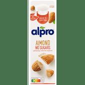 Alpro Almond unsweetened fresh