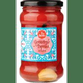 1 de Beste Paprika geroosterd knoflook