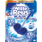 Witte Reus Toiletblok blauw actief hygiene