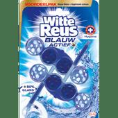 Witte Reus Witte Reus Toiletblok Blauw Actief Hygiëne 2 stuks