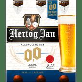 Hertog Jan Pilsener alcoholvrij 6x30 cl