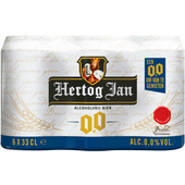 Hertog Jan Pilsener alcoholvrij