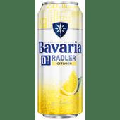 Bavaria Radler alcoholvrij 0.0%