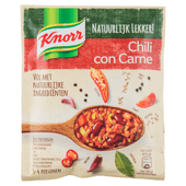 Knorr Chili con carne natuurlijke kruidenmix