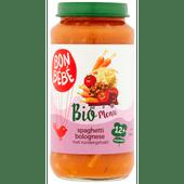 Bonbébé Biomenu 12+ maanden spaghetti bolognese