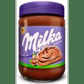 Milka Hazelnootpasta