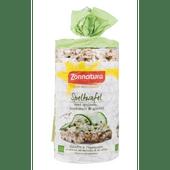 Zonnatura Speltwafel quinoa boekweit gierst