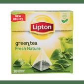 Lipton Green fresh nature thee