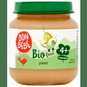 Bonbébé Biofruit 4+ maanden peer