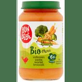 Bonbébé Biomenu 6+ maanden pasta broccoli