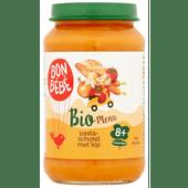 Bonbébé Biomenu 8+ maanden pastaschotel-kip