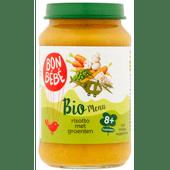 Bonbébé Biomenu 8+ maanden risotto-erwt