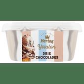Hertog Drie chocolades