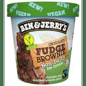 Ben & Jerry's Chocolate fudge brownie non-dairy