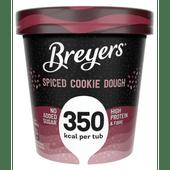 Breyers Spice cookie dough