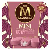 Ola Magnum mini ruby 6 stuks