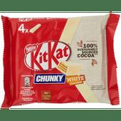 Nestlé Kitkat chunky white 4 stuks