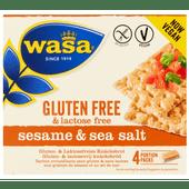 Wasa Glutenvrij sesam & zeezout