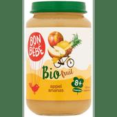 Bonbébé Biofruit 8+ maanden appel-ananas