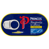 Princes Ansjovisfilet met kappertjes