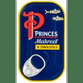 Princes Makreelfilet in zonnebloemolie