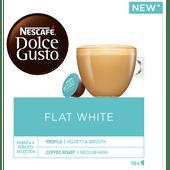 Nescafé Dolce gusto gemalen koffie flat white