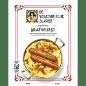 De Vegetarische Slager Vegetarische bratwurst
