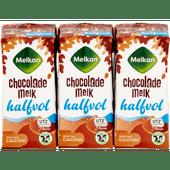 Melkan Chocolademelk halfvol 6 pack