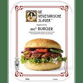 De Vegetarische Slager Mc burger 2 stuks