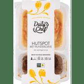 Daily Chef Hutspot runderlap