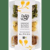 Daily Chef Sperziebonen slavink minikriel