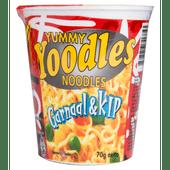 Yummy Noodles garnaal - kip