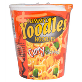 Yummy Noodles cup kerrie