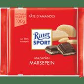 Ritter Sport Chocolade met marsepein