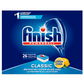Finish Vaatwastabletten classic lemon