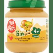 Bonbébé Biofruit 4+ maanden appel-banaan-mango