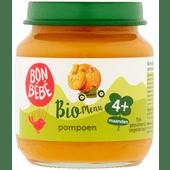 Bonbébé Bio menu 4+ maanden pompoen